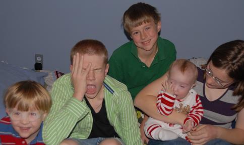 fivechildren